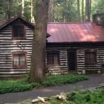 Poconos Log Cabins Homes Sale