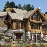 Popular Log Home Cabin Floor Plans Rocky Mountain Homes