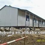 Portable Steel Structure Prefabricated Mobile Homes Shop