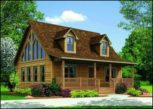 Posts Related Log Cabin Prefab Homes Ohio