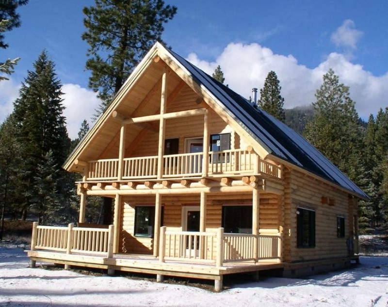 Posts Related Pre Built Log Cabins Wyoming