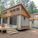 Pre Fab Cottage Modern Modular Fabricated