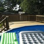 Prefab Above Ground Pool Decks Thinking Getting