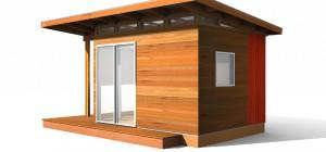 Prefab Cabin Kit Coastal