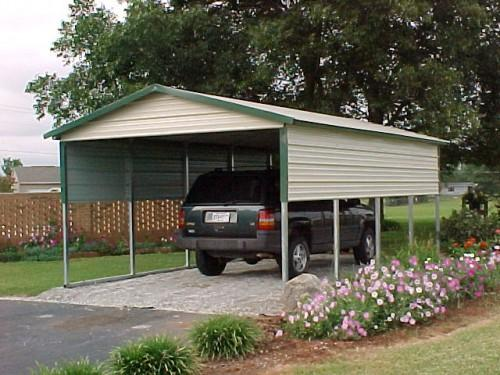 Prefab Carports Sample