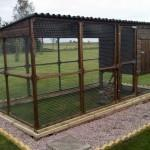 Prefab Chicken Coop But Think Could Made Easily Enough