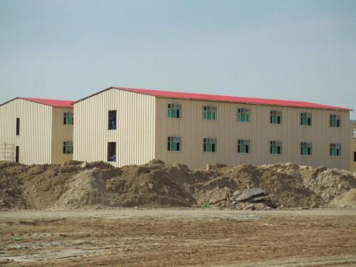Prefab Commercial Buildings Energy Saveing Metal Building
