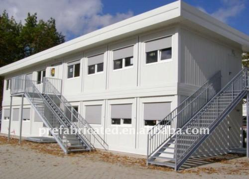 Prefab Container House Self Contained Kit Home