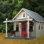 Prefab Cottage Kits Kanga Rooms Backyard Office Guest House Pool