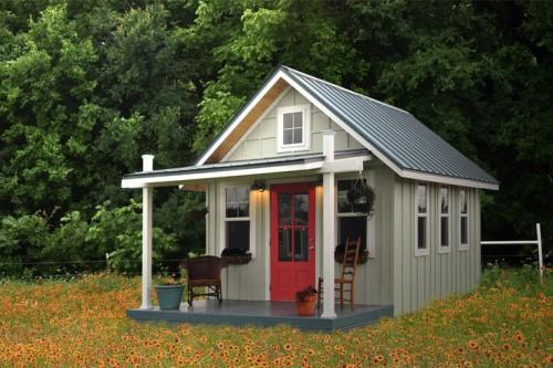 Prefab Cottage Kits Kanga Rooms Backyard Office Guest House