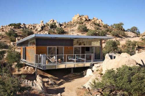 Prefab Desert House California