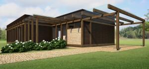 Prefab Eco Homes Sale