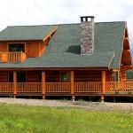 Prefab Homes Log Home