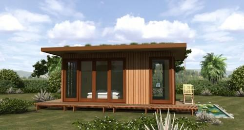 Prefab Kit Homes Green