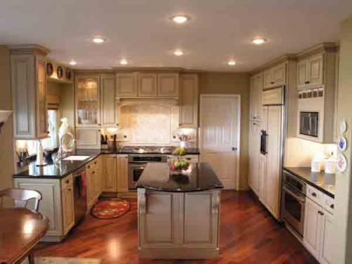 Prefab Kitchen Cabinets