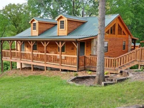 Prefab Log Cabins Sale