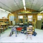 Prefab Metal Buildings Workshop