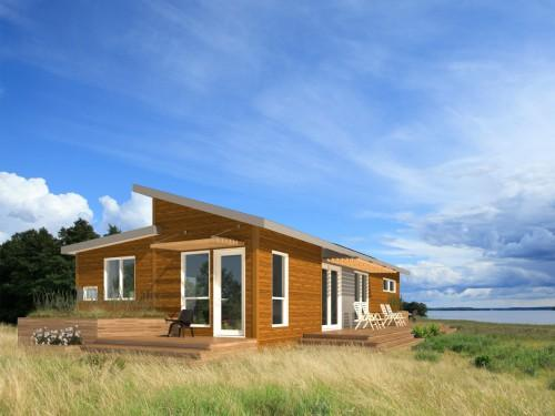 Prefab Modern Homes Ecofriendly Unfold Possibilities