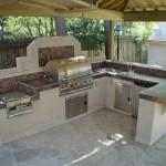 Prefab Outdoor Kitchens Grill Islands Offer All Appliances