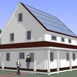 Prefab Smarthomze Affordable Zero Energy Kits