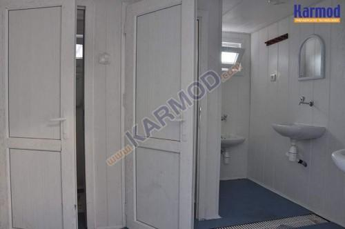 Prefab Toilet Showers