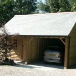 Prefab Wood Garage Kits