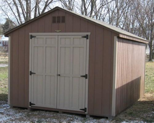 Prefab Wood Shed Best Method Build