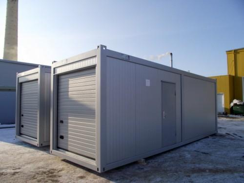 Prefabr Buildings Containers Modular Constructions Customized