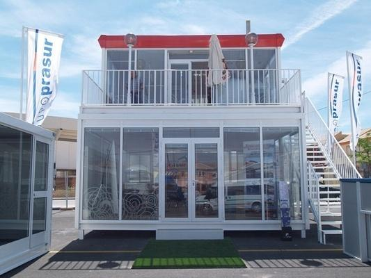 Prefabricated Building Commercial Fgr