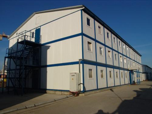 Prefabricated Building Construction