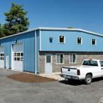 Prefabricated Building Pre Fab Metal Buildings