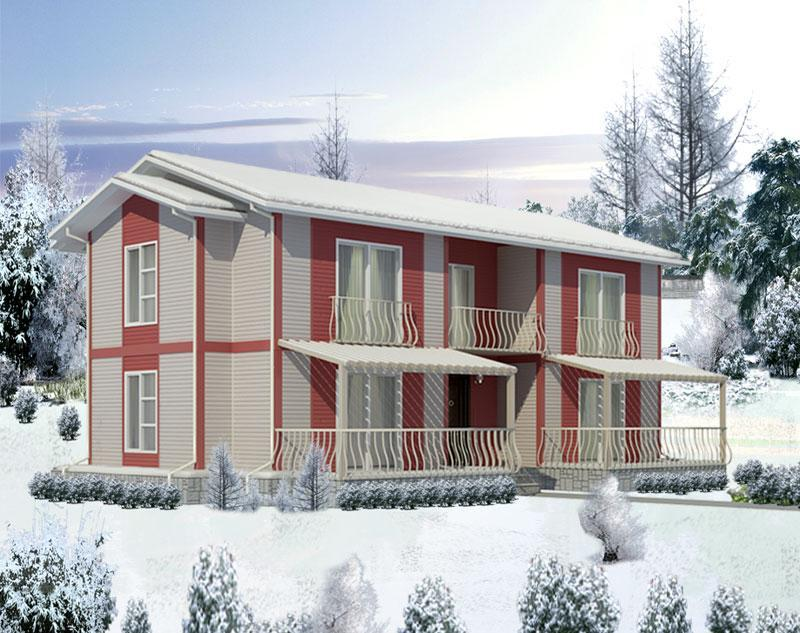 Prefabricated Buildings Construction