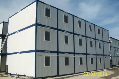 Prefabricated Commercial Construction Buildings