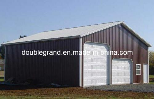 Prefabricated Commerical Steel Shop Building