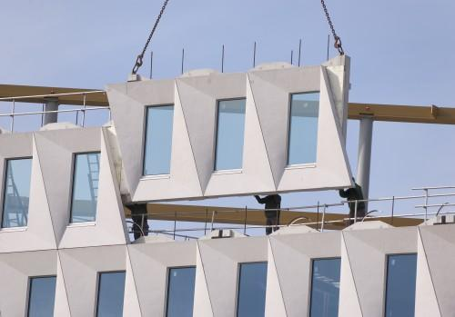 Prefabricated Construction Saves Time Money