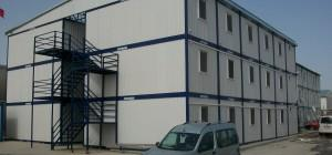 Prefabricated Construction Technology Steel