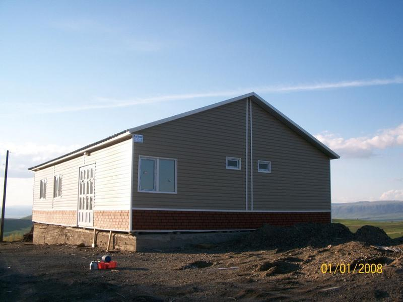 Prefabricated Educational Buildings
