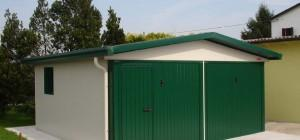 Prefabricated Garages Pagin Garage Lamiera Prefabbricati