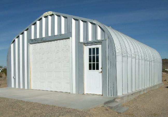 Prefabricated Garages