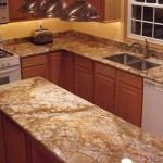 Prefabricated Granite Countertop Photos
