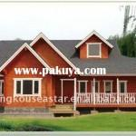 Prefabricated Home Designmountain Villa Area Farea