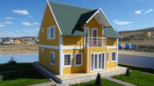 Prefabricated House Double Storey