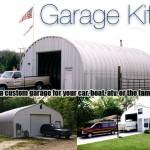 Prefabricated Metal Garages Steel Building Kits