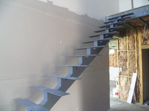 Prefabricated Metal Stairs Staircase Homes