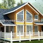 Prefabricated Portable Log Cabin House