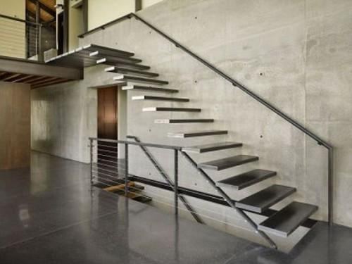 Prefabricated Steel Stairs