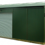 Prefabricated Steel Workshop Buildings