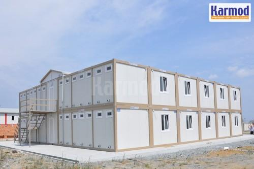 Prefabricated Structures Schools Office