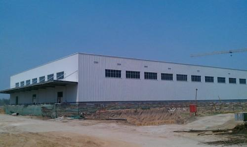 Prefabricated Warehouse Commercial Steel Buildings Supplier