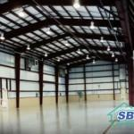 Prefabricated Warehouse Design